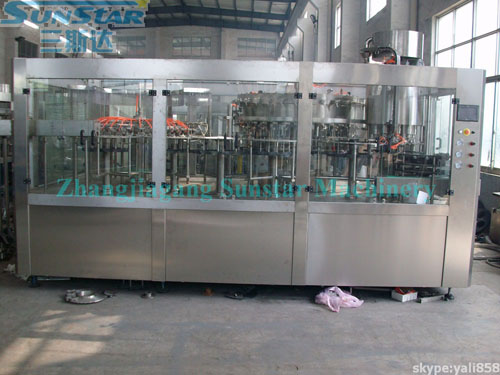Monoblock Washing Filling Capping Machine (DCGF32-32-8)