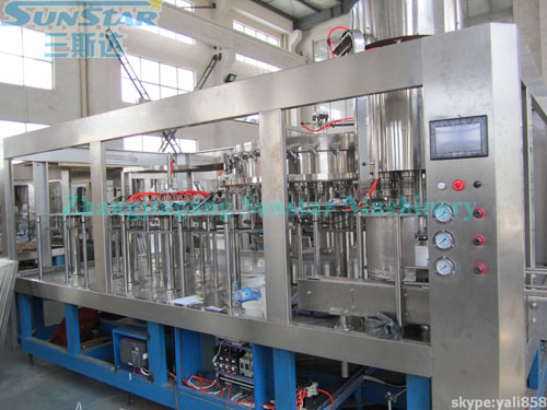 Beverage Packing Machine(DCGF32-32-8)