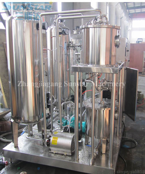 Carbonator (Beverage Mixer)