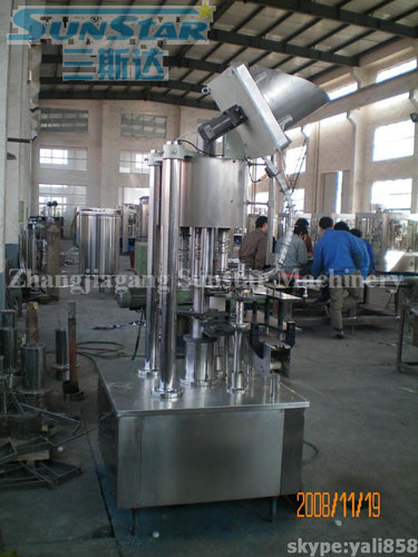 Automatic Capper/Capping Machine(press type)