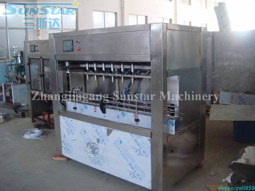 Bottled Olive/Soybean Oil Machine/Plant