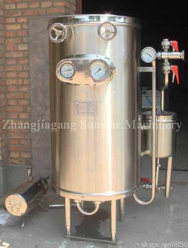 Ultra High Temperature Instant/Fast Sterilizer