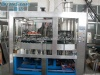 Carbonated Drink Filling Machine Monoblock In Glass Bottle